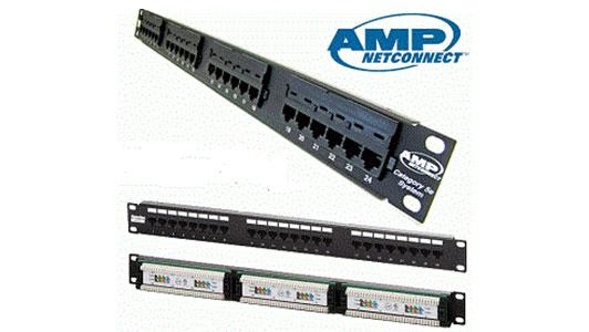 AMP-PATCH-PANEL